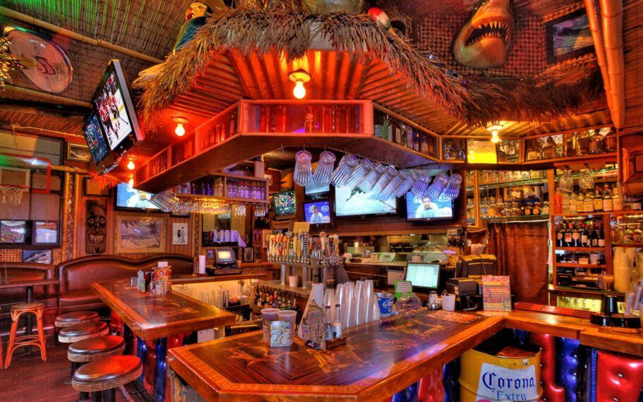 Baja Sharkeez Newport Beach