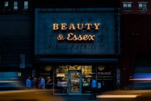 Beauty and Essex New York