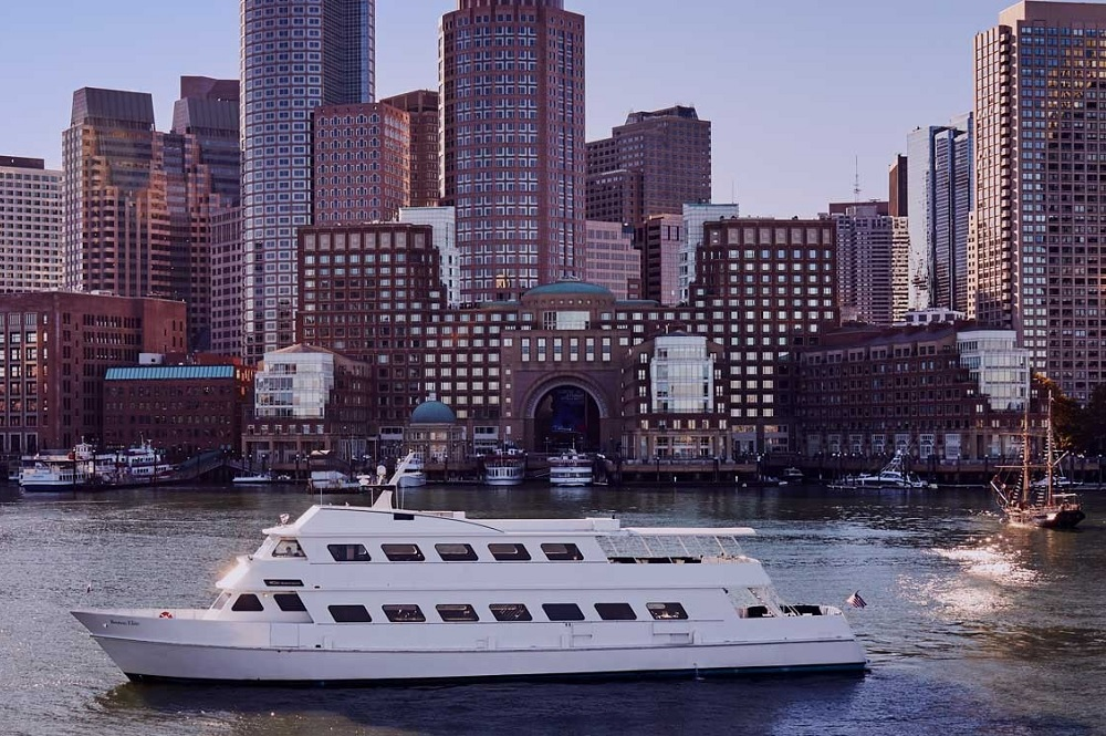 Boston Elite Luxury Yacht