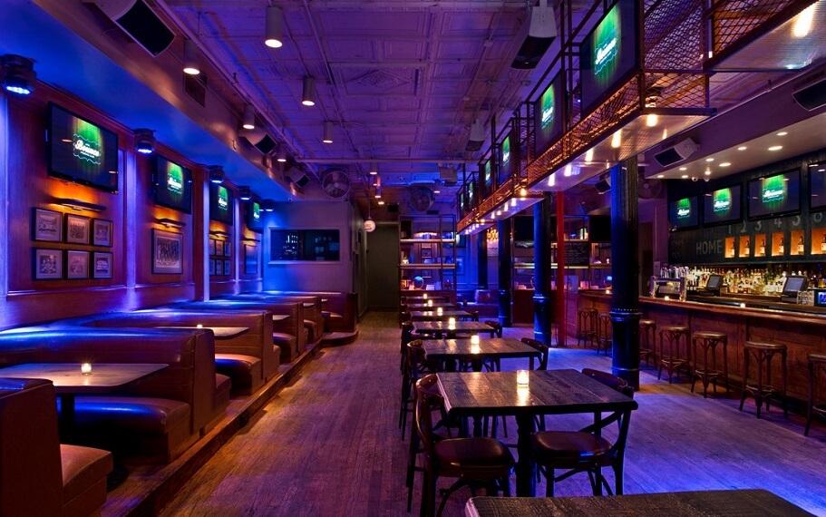 Bounce Sporting Club - New York City