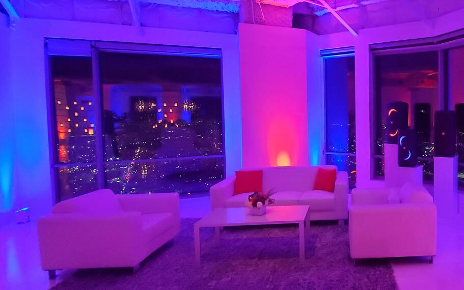 Capture Studios Penthouse 59th Floor at U.S. Bank Tower