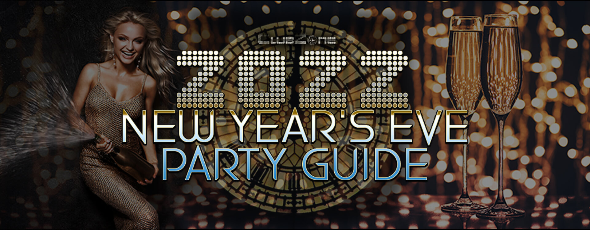 2022 New Years Eve Party Guide