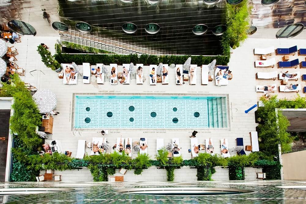 Dream Beach Club | Dream Downtown NY