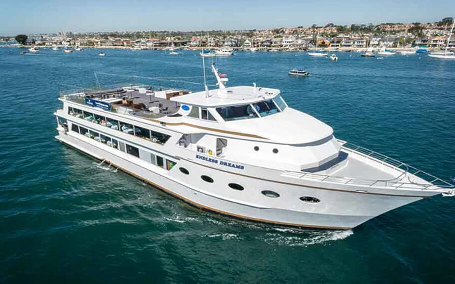 Endless Dreams Yacht | Hornblower