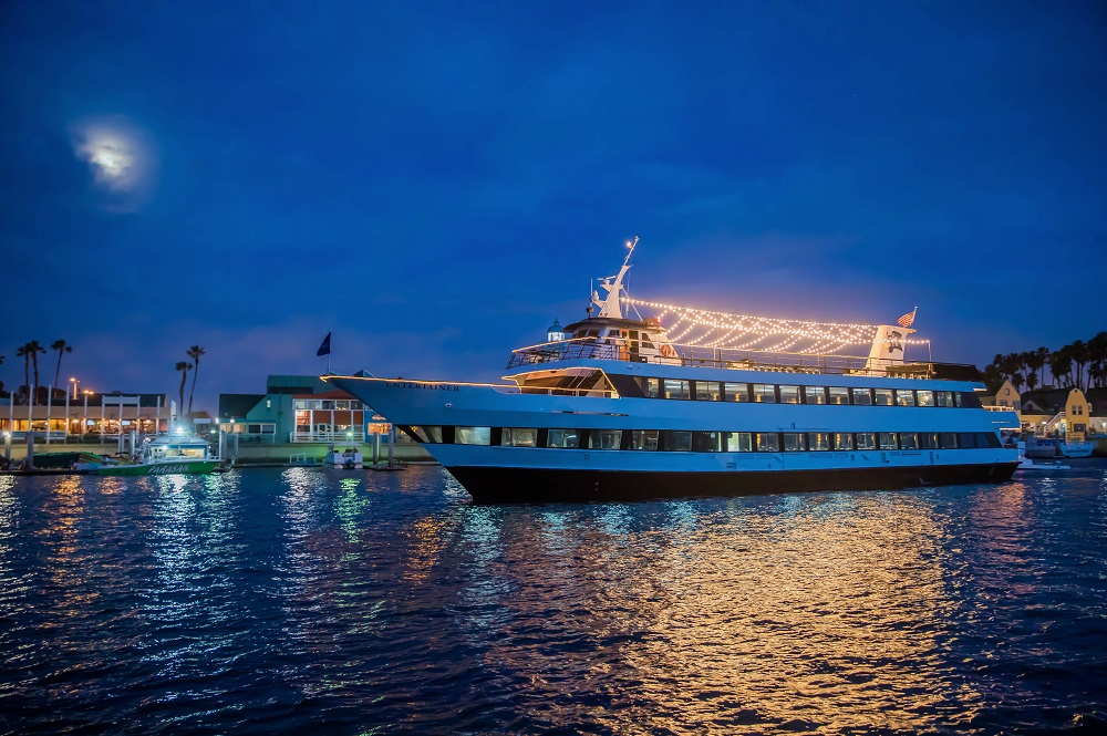 Entertainer Yacht at Marina Del Rey