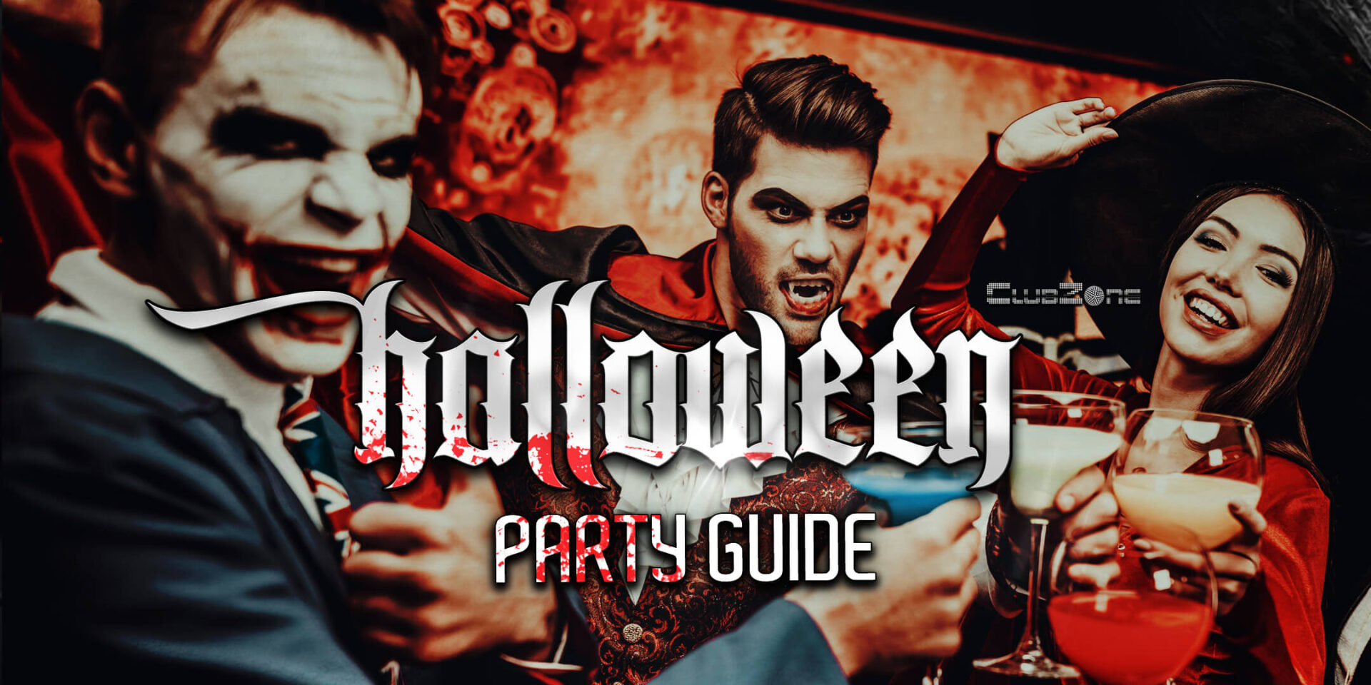 Halloween Party Guide 2021