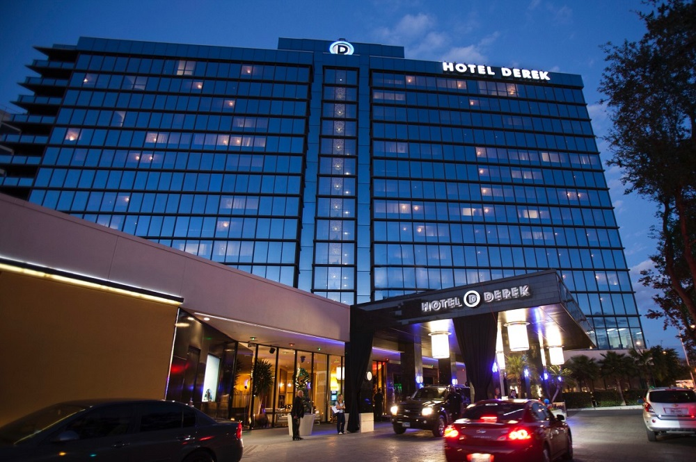 Hotel Derek Houston