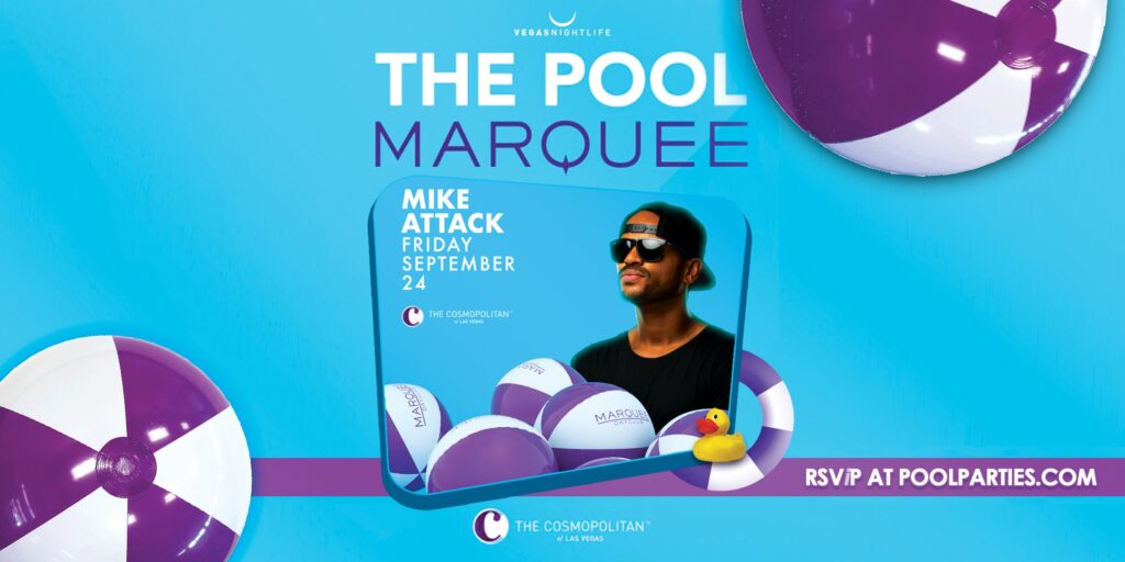 Marquee Dayclub   DJ Mike Attack