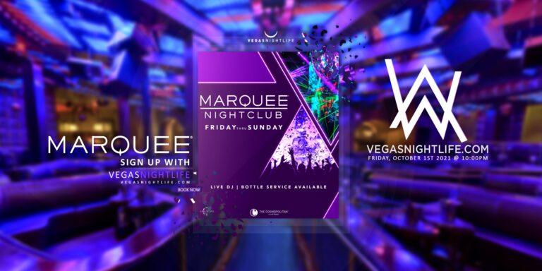 Marquee Nightclub   Alan Walker