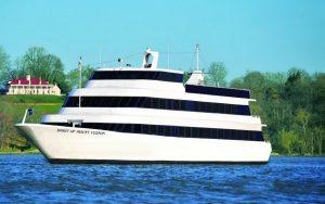 Spirit of Mount Vernon Yacht Exterior