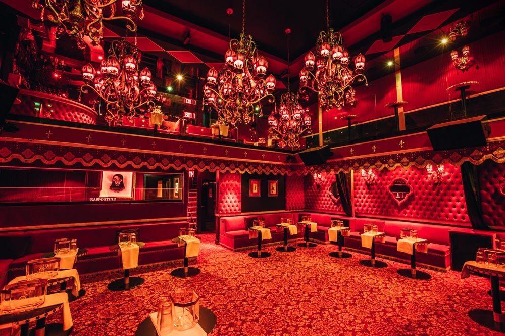 Raspoutine Los Angeles Club