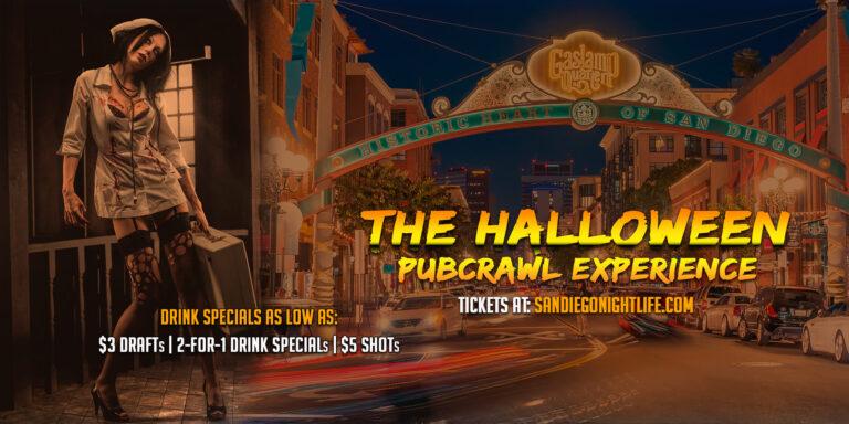 San Diego Halloween Pub Crawl