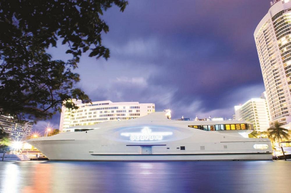 SeaFair Miami Mega Yacht