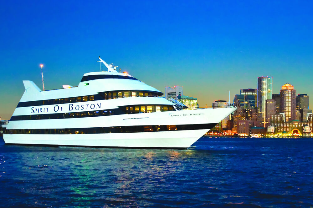 Spirit of Boston Yacht