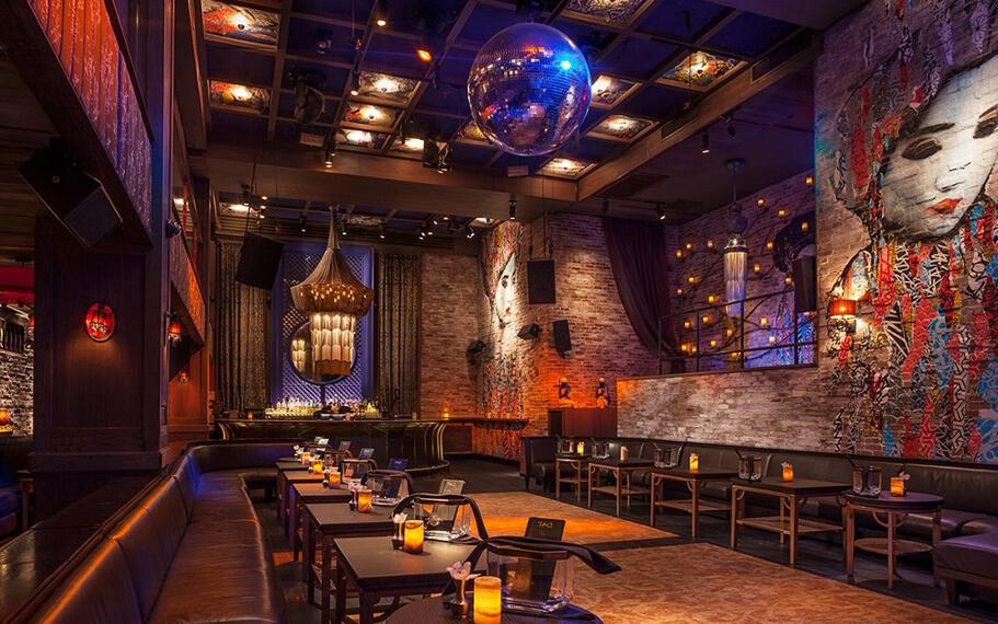 TAO Las Vegas Restaurant Interior