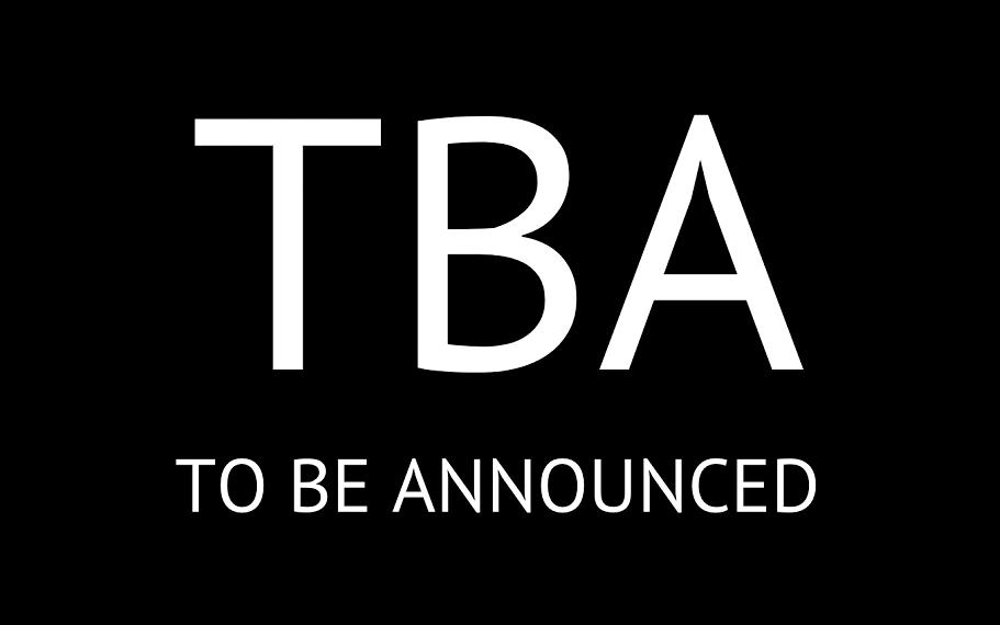 T.B.A. Venue Location
