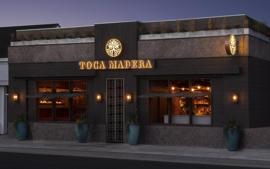 Toca Madera Los Angeles