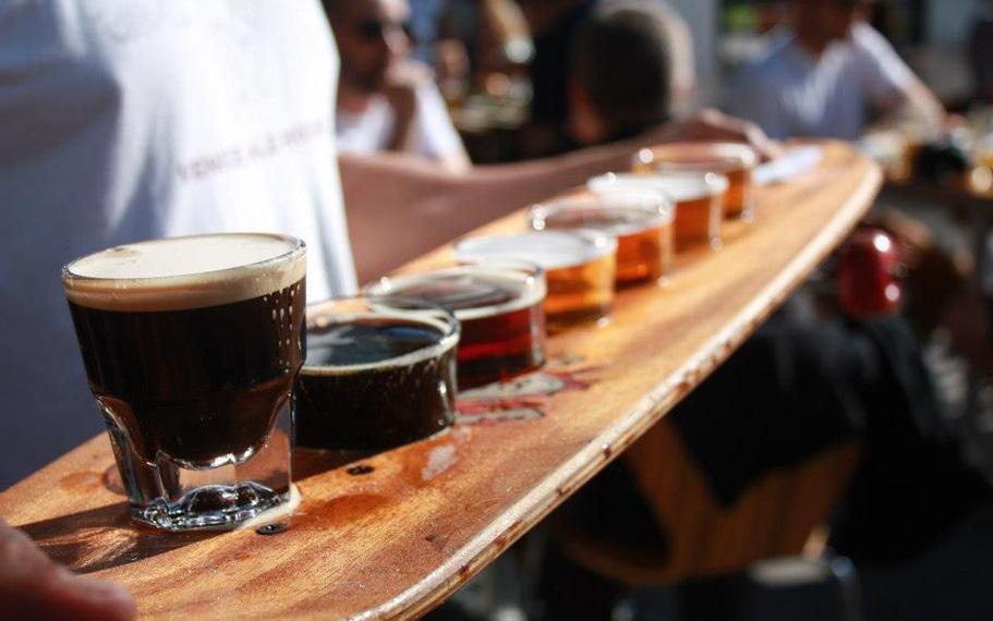 Venice Ale House Shots