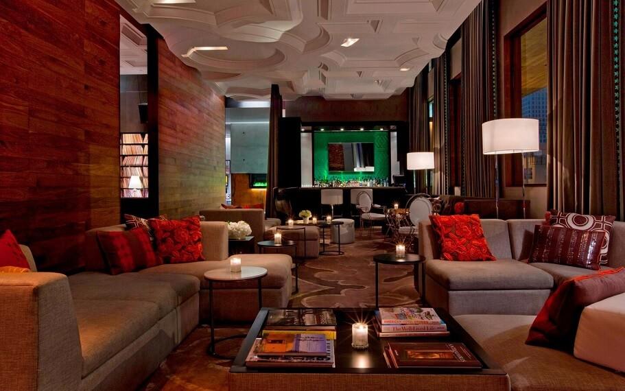 W Austin Hotel