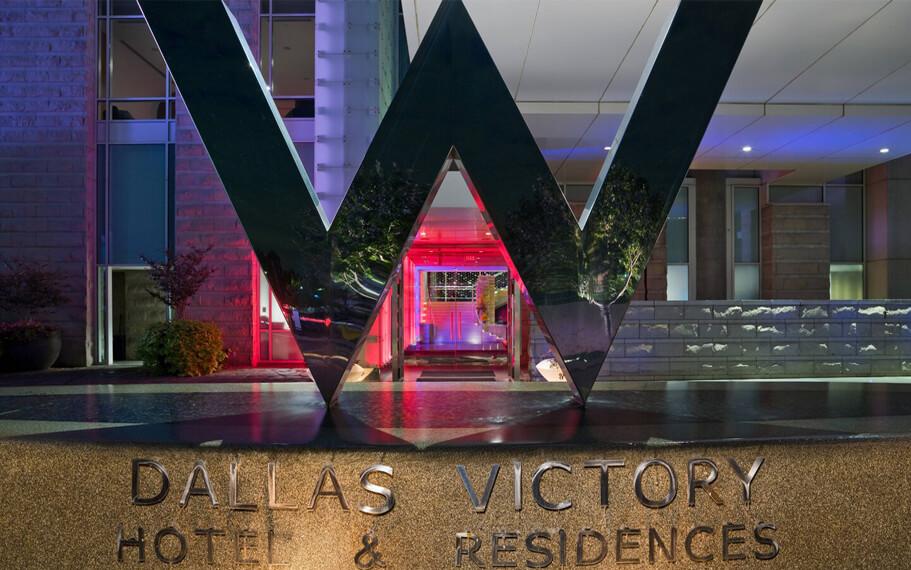 W Dallas Hotel