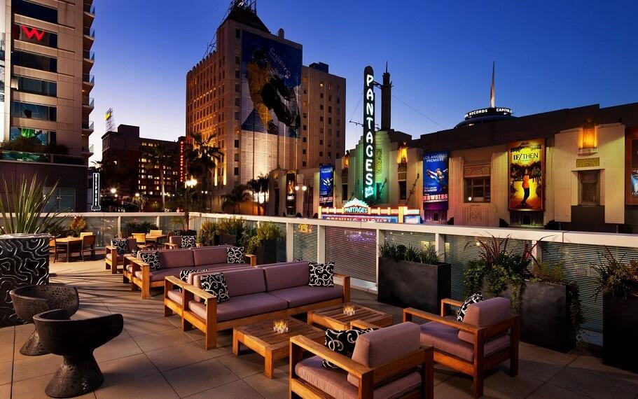 W Hollywood Terrace